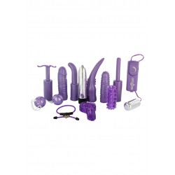 Kit Dirty Dozen Sex Toy Purple