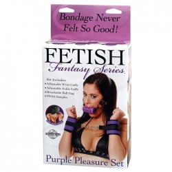 FF Set Pleasure Purple