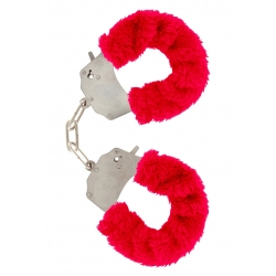 Manette Furry Fun Red
